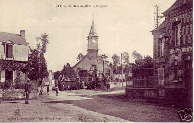 BETHENCOURT Bureau PTT