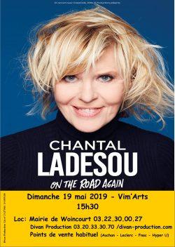 Affiche v.1 Chantal Ladesou