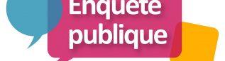ENQUÊTE PUBLIQUE PLUi