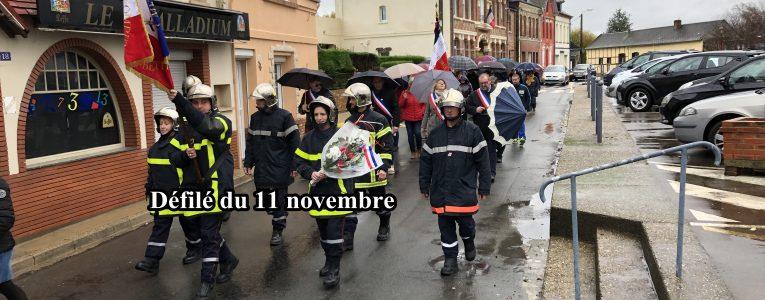cérémonie du 11/11