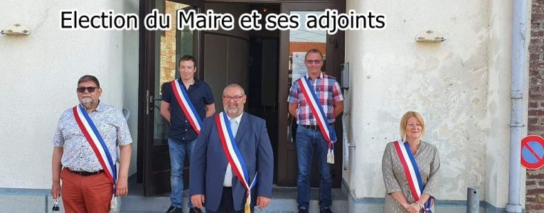 maire + adjoint